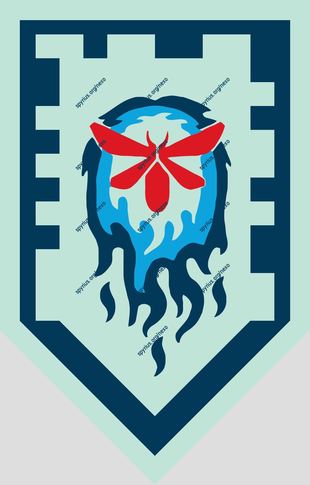 Nexo Knights Shields Scan